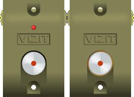 Кнопка EXIT300 Внешний вид