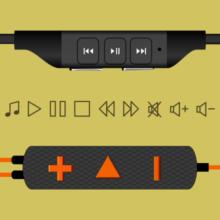 Управление звуком с гарнитуры (Android)