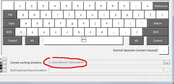 MS Keyboard Layout Creator путь для сохранения