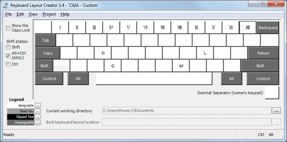 MS Keyboard Layout Creator
