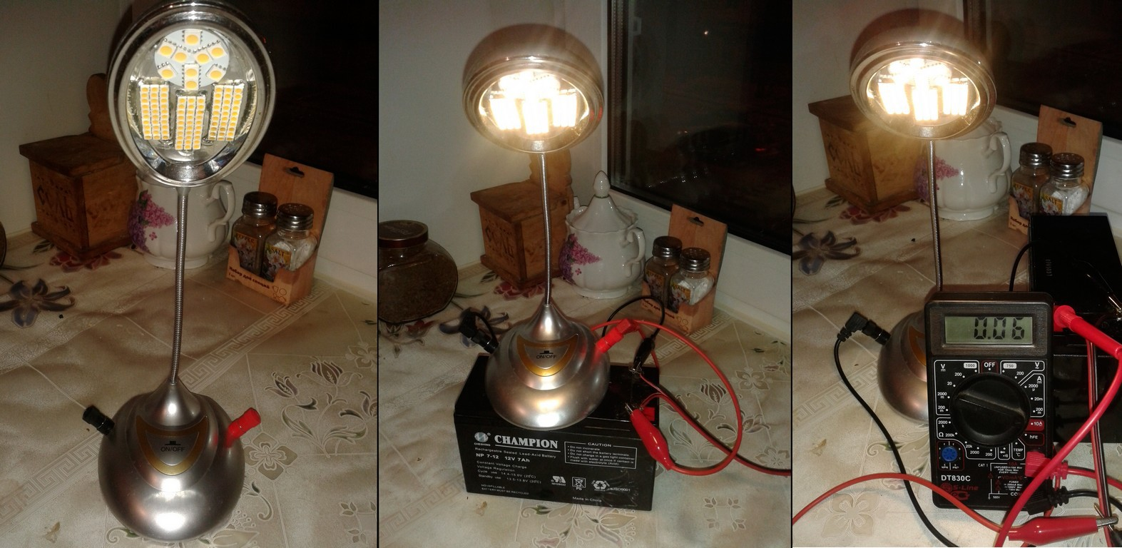 Led_lamp_homemade