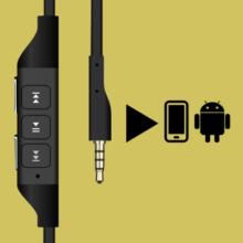Переделка китайской гарнитуры Nokia WH-701 под Android