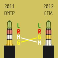 Распайки гарнитуры TRRS: старая и новая