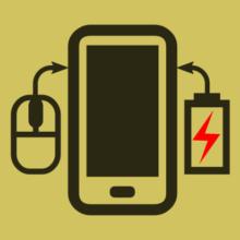 OTG-поведение двух Андроид-смартфонов