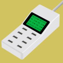 Интеллектуальное зарядное устройство Olaf 8-port charger