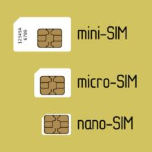 SIM-карты. Проблемы и решения