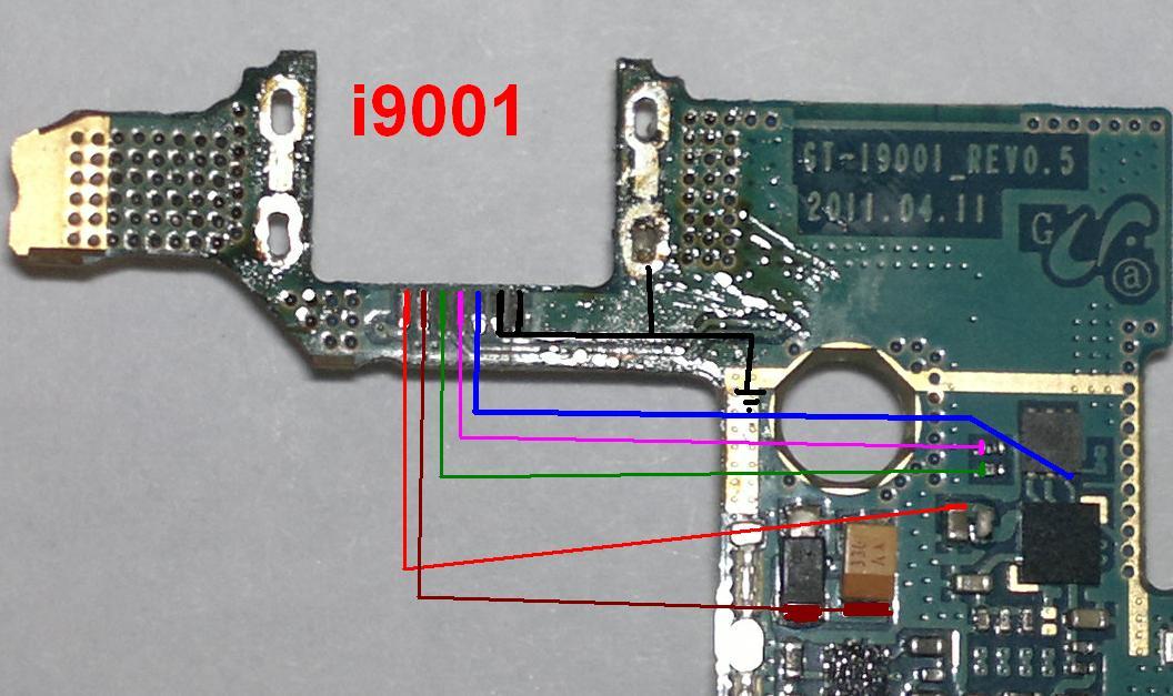 Samsungi9001_7pin_micro-usb