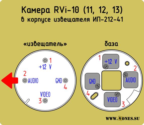Инструкция Ип 212-41М