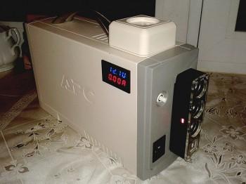 ИБП 12DC -> 220AC + прикуриватель и USB