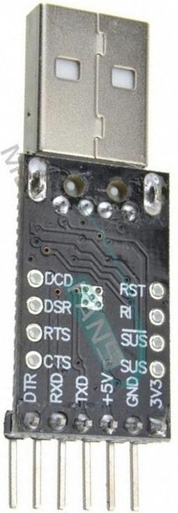 USB-изолятор CP2102
