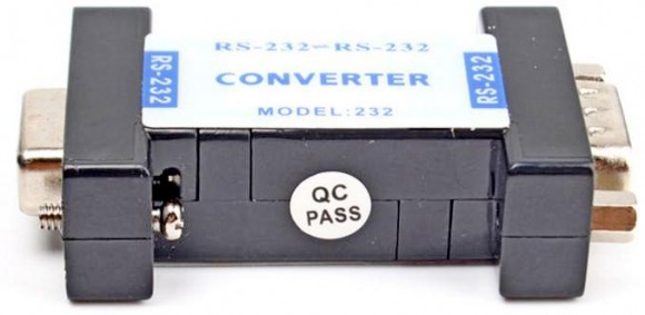 RS-232—RS-232 Converter