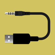 Распиновки переходника TRRS («Jack») → USB