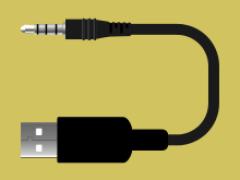 Распиновки переходника TRRS («Jack») -> USB