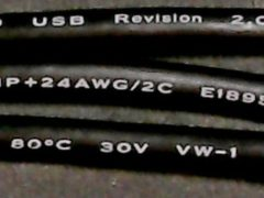 USB-кабели и кабели питания