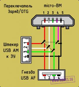 Usb micro своими руками 969