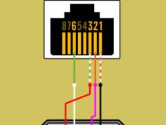 Переходник micro-USB -> LAN («RJ-45»)