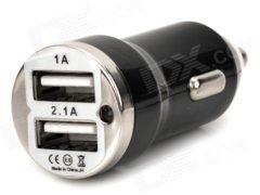 Автомобильные зарядные устройства. 12V→5V USB. Обзор